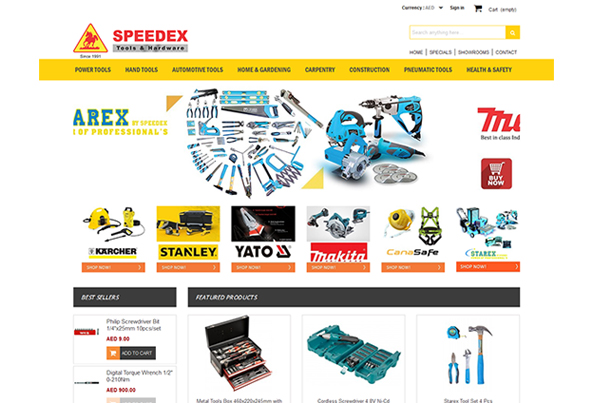 Speedex Tools & Hardware